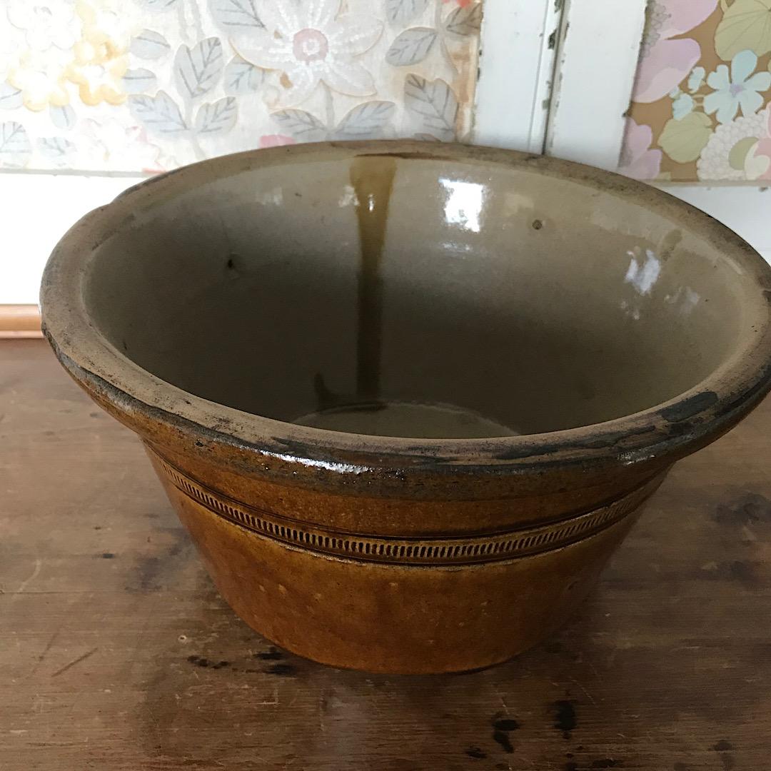 Rustic Dairy Mixing Bowl