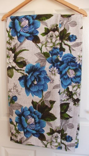 Pretty Floral Curtains