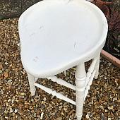Wooden Painted Stool
