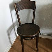 Old Vintage Wooden Chair