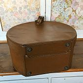 Vintage Hat Case/Box
