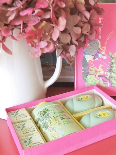 Cussons 'Linden Blossom' Box Set