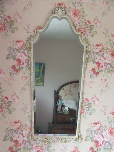 Vintage/Retro Long Mirror