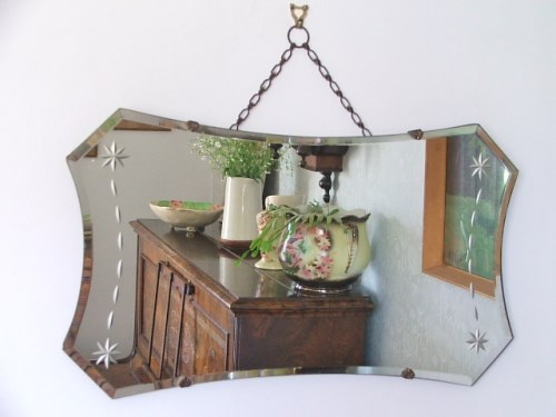 Vintage or Retro Wall Mirror