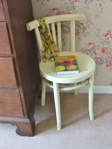 Painted Bentwood Chair