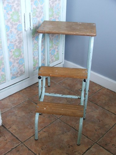 Vintage/Retro Step Stool
