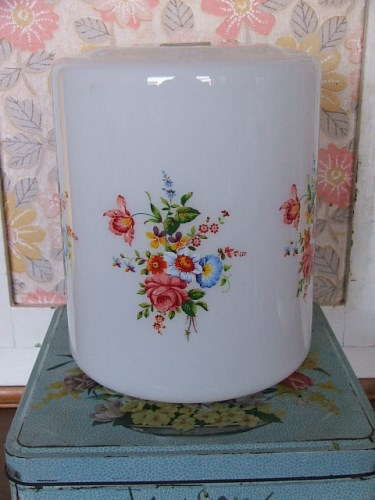 Pretty Floral Lampshade