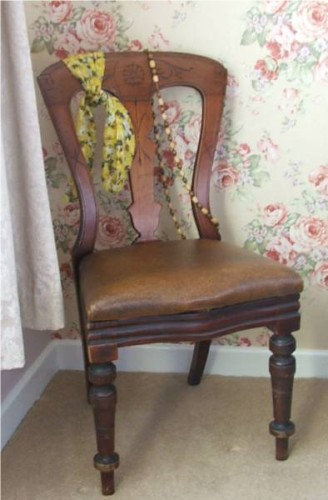 Decorative Wooden Chair