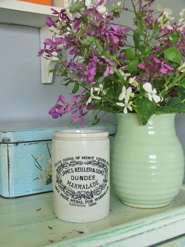 Old Dundee Marmalade Pot