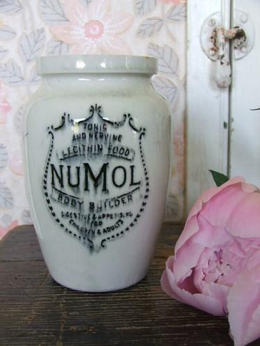 Old Numol Pottery Jar