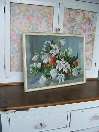 Nikolsky 1950's Floral Print