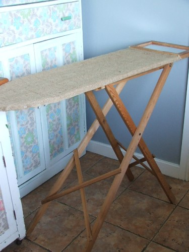 Old Vintage Ironing Board