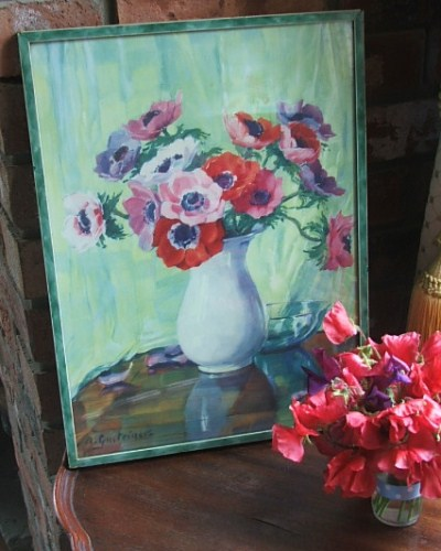 Pretty Anemone Print