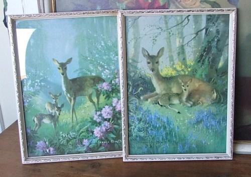 Pair of Vernon Ward Prints