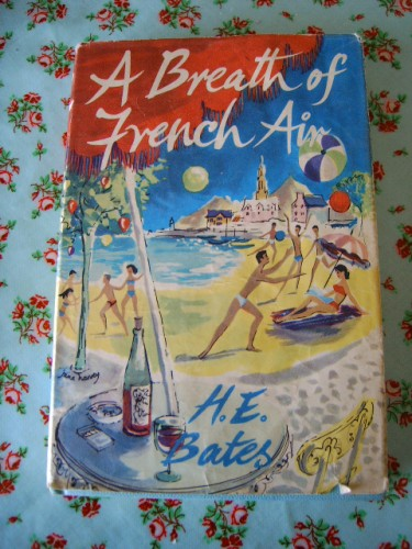 'A Breath of French Air' by H.E. Bates